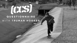 CCS Questionnaire with Truman Hooker