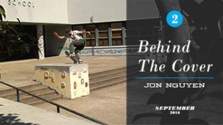 Jon Nguyen: Behind The Cover