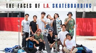 The Faces Of L.A. Skateboarding