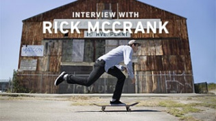 Interview with Rick McCrank