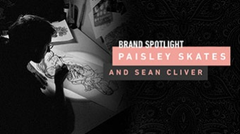 Interview with Sean Cliver of Paisley Skates