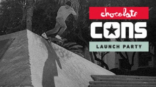 CONS x Chocolate Launch Party
