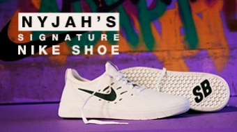Nyjah's Signature Nike SB Release Party