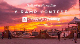 Hell Of A Paradise: Y Ramp Contest Recap