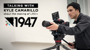 Interview with Kyle Camarillo