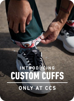 Custom Cuffs: CCS Pants