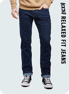 CCS Relaxed Fit Jeans