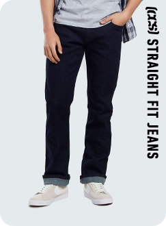 CCS Straight Fit Jeans