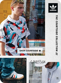 Shop the Adidas Courtside Collection