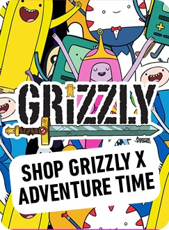 Grizzly x Adventure Time
