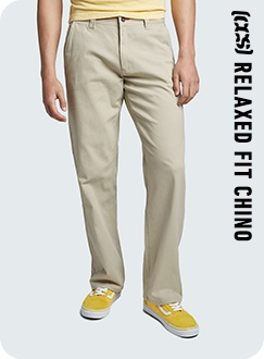 CCS Relaxed Fit Chino Pants