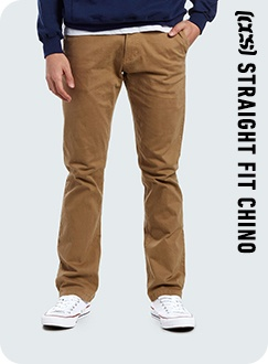 CCS Straight Fit Chino Pants