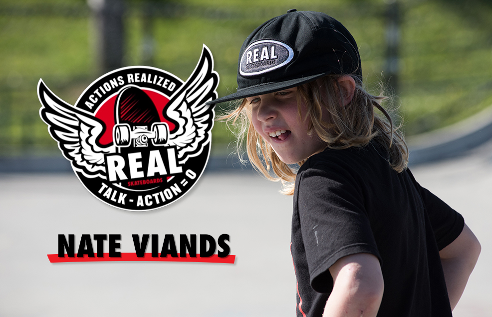 Actions REALized: Nate Viands