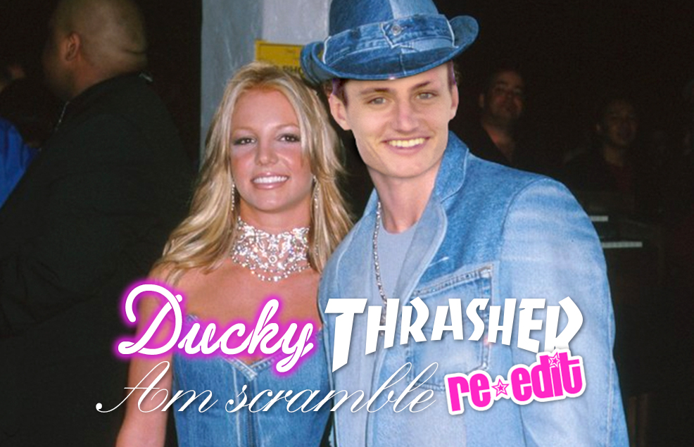 Ducky Thrasher Am Scramble Re-edit
