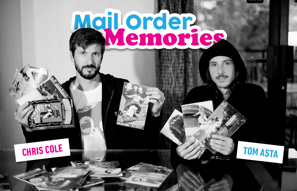 Mailorder Memories: Chris Cole And Tom Asta