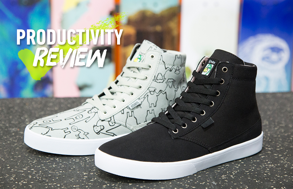 etnies Jameson HT Shoe Review