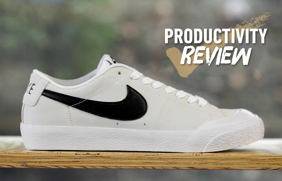 Nike SB Air Zoom Blazer Low XT Shoes Review