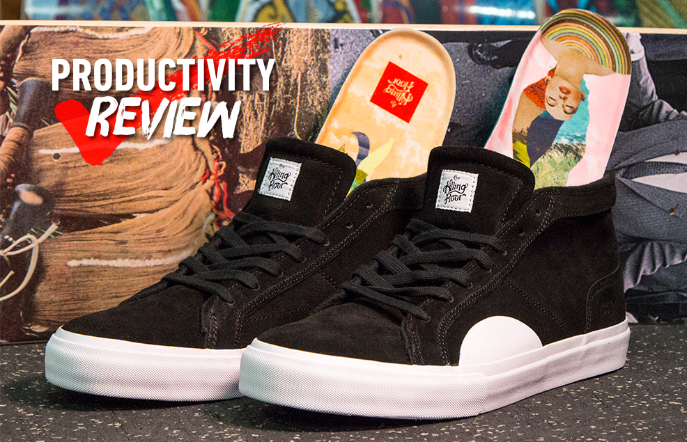State x Killing Floor Shoe Review