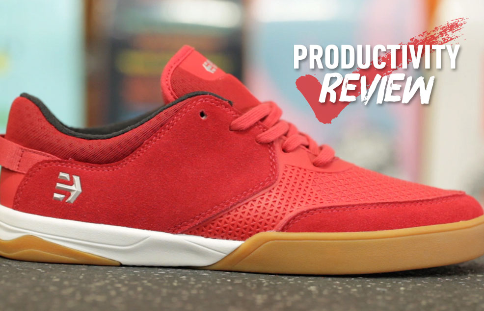 Etnies Helix Shoe Review