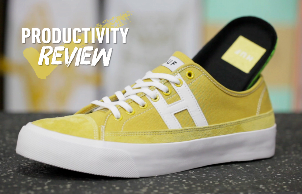 Huf Hupper 2 Lo Shoe Review