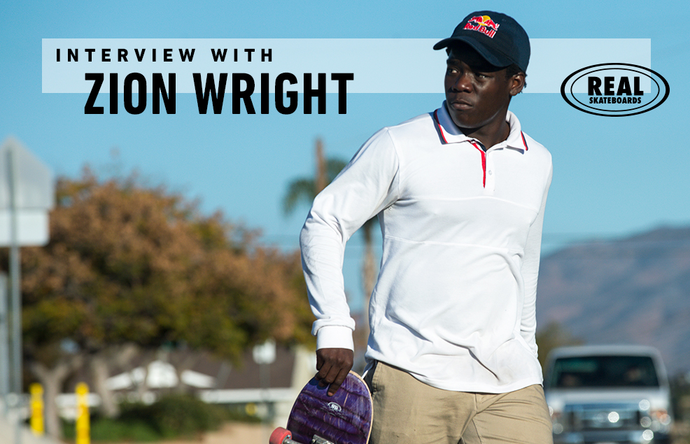 Zion Wright Interview
