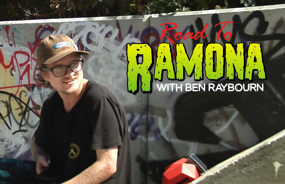 Ben Raybourn's Road To Ramona