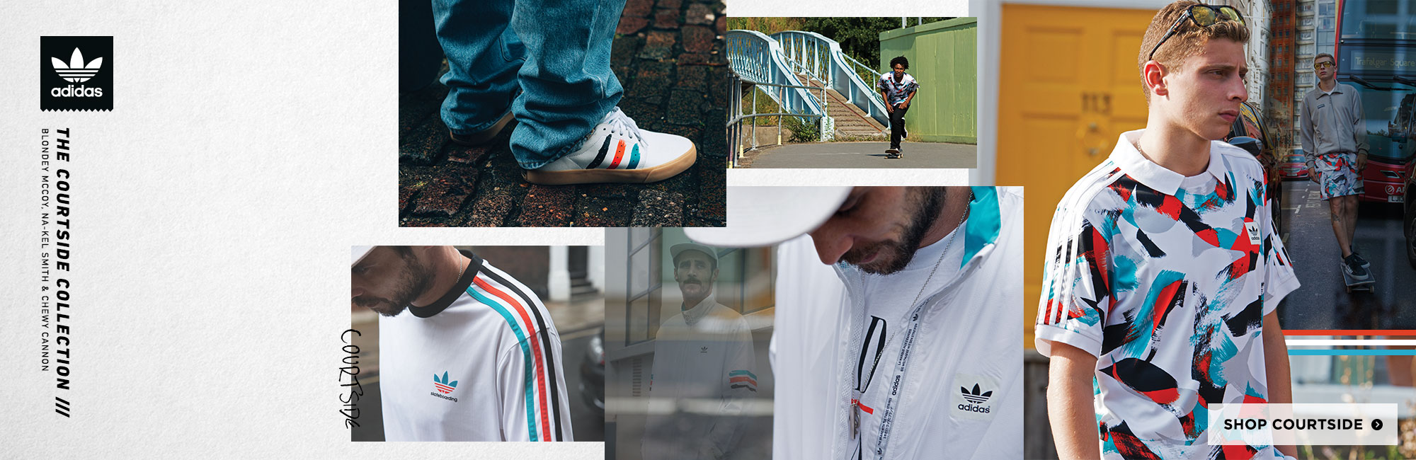 Adidas Courtside Collection