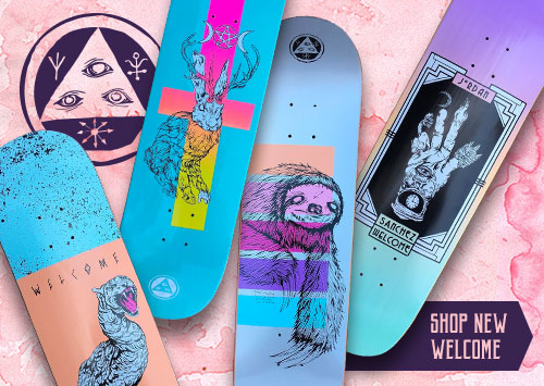 Welcome Skateboards