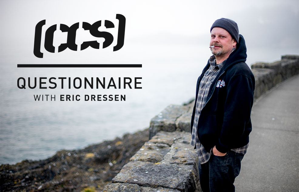 CCS Questionnaire with Eric Dressen