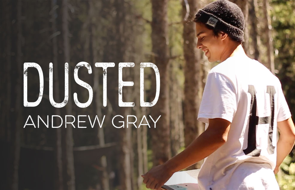 Andrew Gray's Full Part From Dusted
