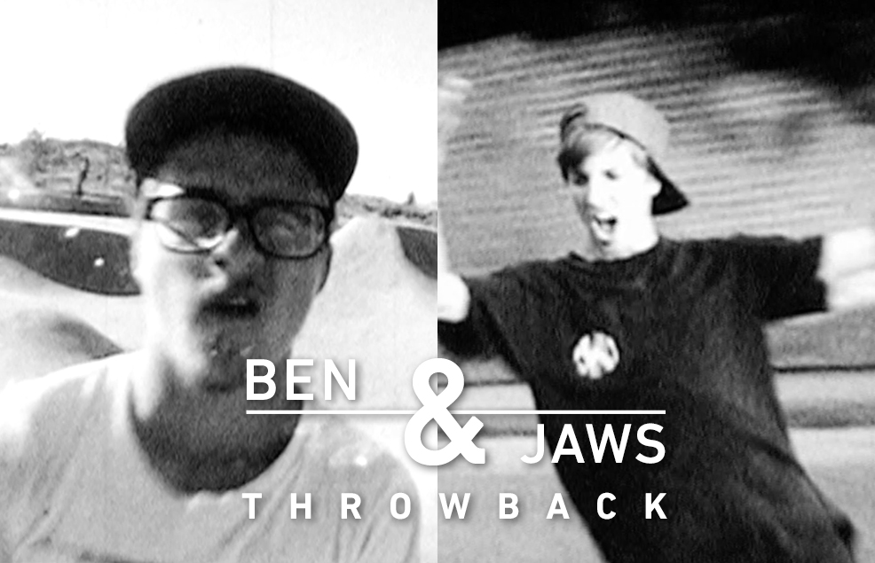 Jaws And Raybourn Footage In The Other Ones