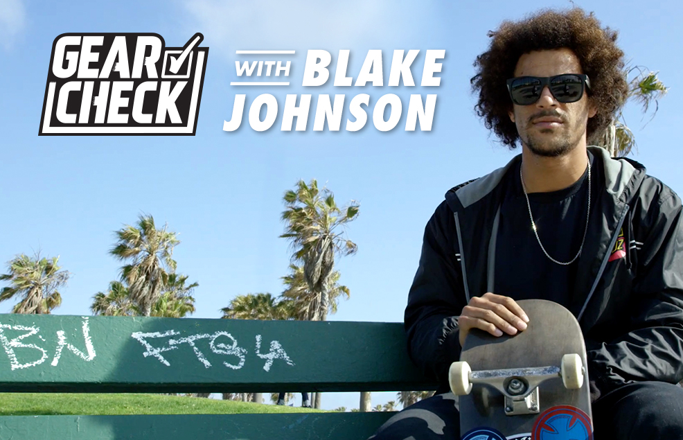 Gear Check with Blake Johnson