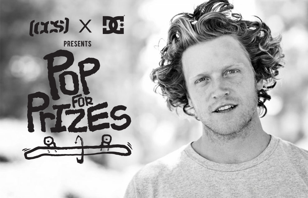 CCS X DC Pop For Prizes 2016 With Wes Kremer