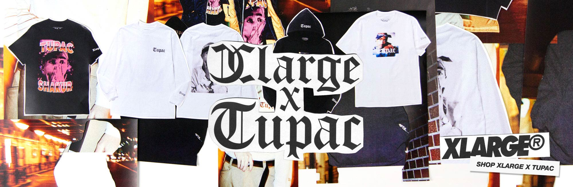 XLARGE x 2 Pac Takeover