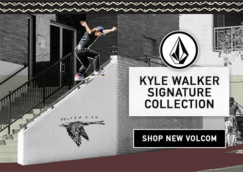 Volcom x Kyle Walker Collection
