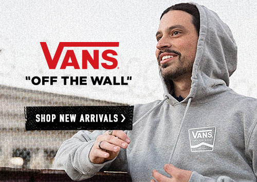 New Vans Apparel