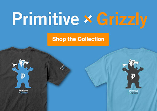 Primitive x Grizzly