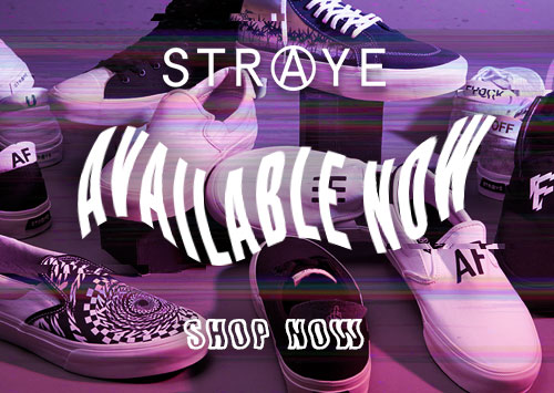 New Straye Shoes