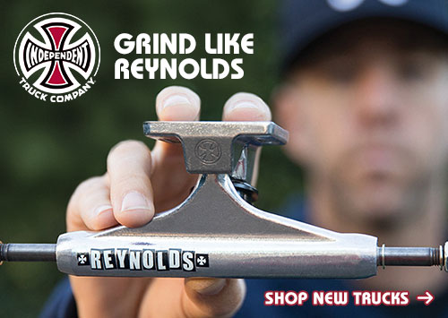 New Independent Trucks