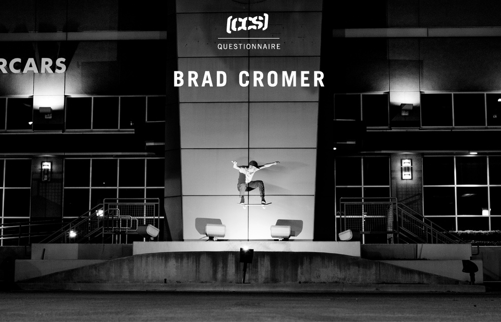 CCS Questionnaire with Brad Cromer