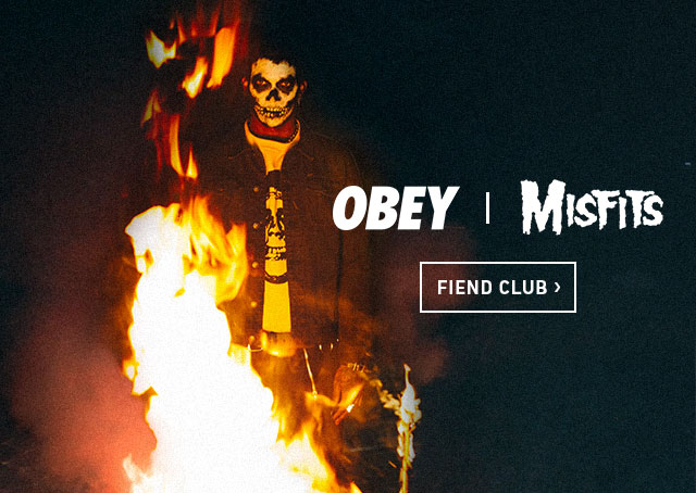 Obey Misfits Collection