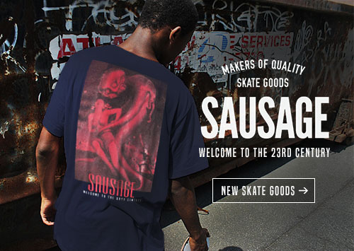Sausage Skateboards