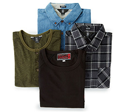 Shirts Category