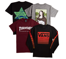 T-Shirts Category